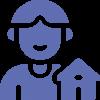 tenant 2 (m blue)